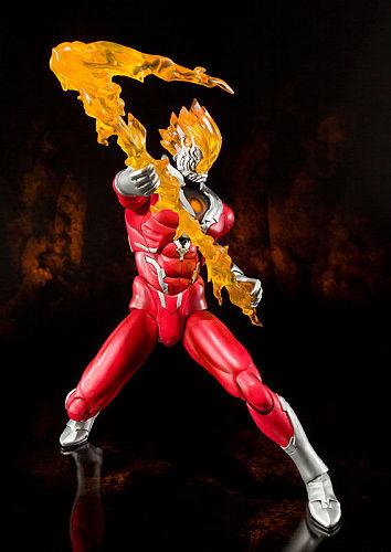 Ultra-Act Guren Fire