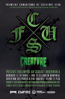 Creature 'CSFU'