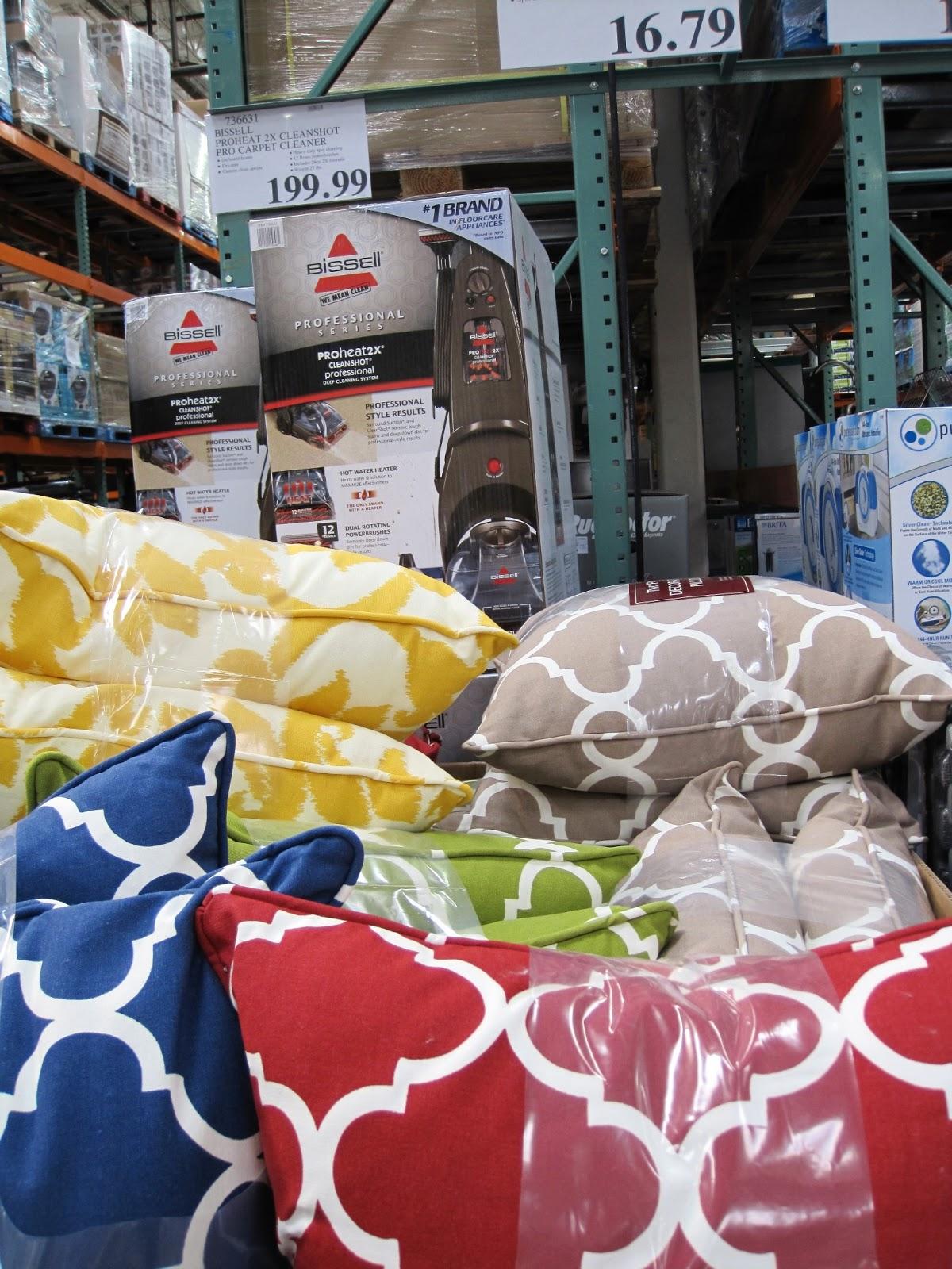 Elegant Riad Pillows At Costco.
