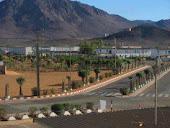 مشهد من وسط مدينت ازويرات