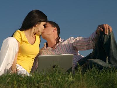imagenes de besos apasionados