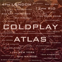 """Descubre """"Atlas"""", el tema de Coldplay para Los Juegos del Hambre: En Llamas"""