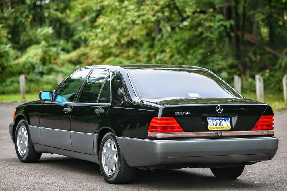 1994 mercedes benz w140 300sd turbodiesel benztuning for Mercedes benz w140