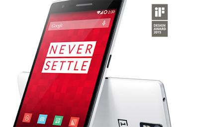 OnePlus Two las caracteristicas confirmadas