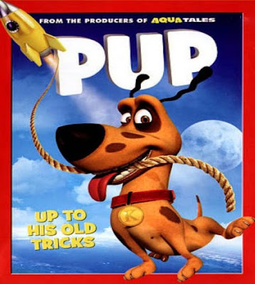 Poster Of Pup (2013) In Hindi English Dual Audio 300MB Compressed Small Size Pc Movie Free Download Only