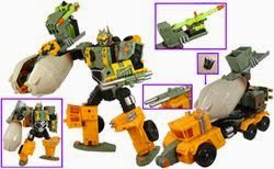 Transformers Universe Toys