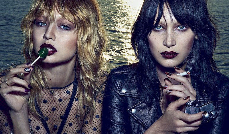 Double Vision - Bella And Gigi Hadid By Steven Klein For V Magazine #96 Fall Preview 2015