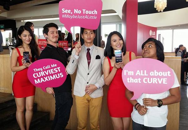 LG G Flex 2 Meluncur di Singapura, Indonesia?