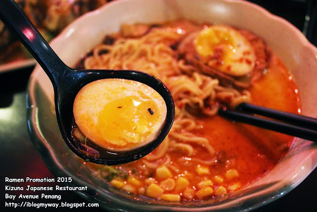 Ramen Promotion 2015 @ Kizuna Japanese Restaurant Penang