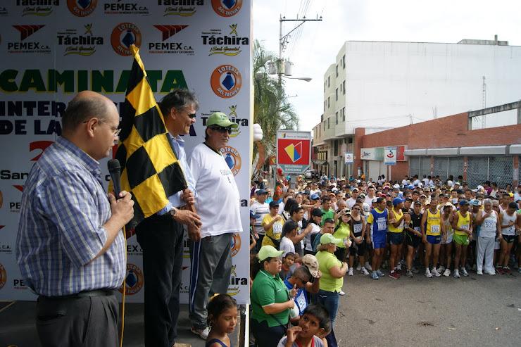 Caminata Internacional de la Frontera 2011