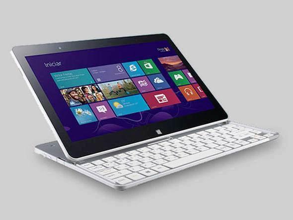 Híbrido LG SlidePad