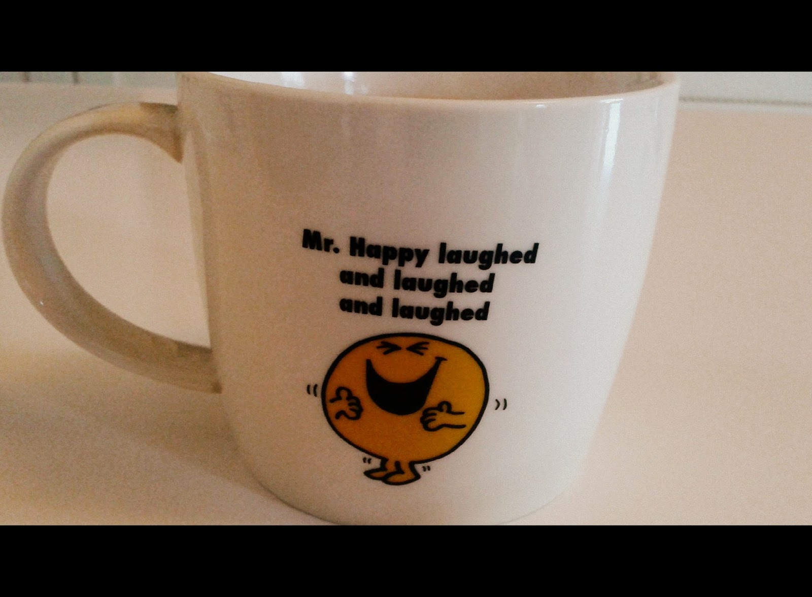 Project 365 day 192 - Mr Happy tea cup // 76sunflowers