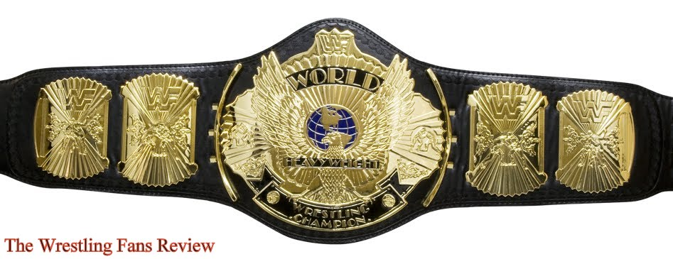 the wrestling fans review which title is better world