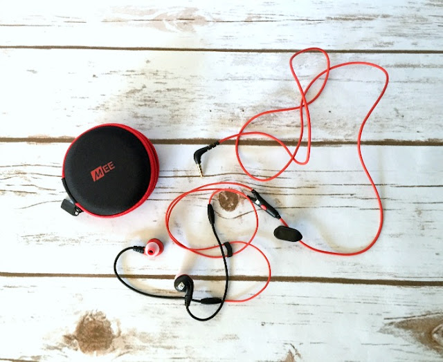 M7P Sports In-Ear Headphones Review | Morgan's Milieu: MEEaudio have produced some great earphones.