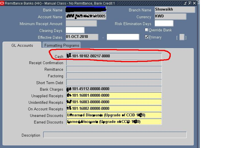 how to create new bank account in myob
