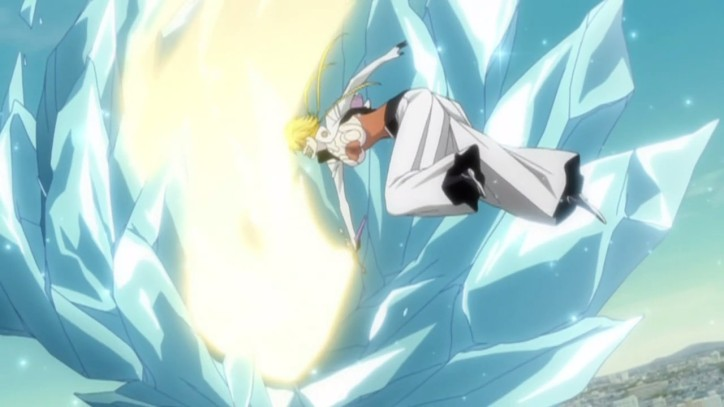 All about Bleach: Featured Fight: Tier Harribel's fight in Fake ...