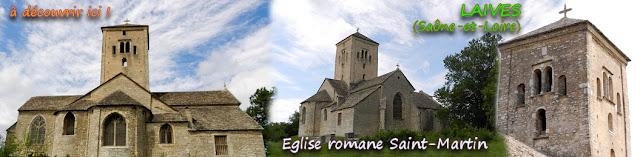 http://lafrancemedievale.blogspot.fr/2015/02/laives-71-eglise-saint-martin.html