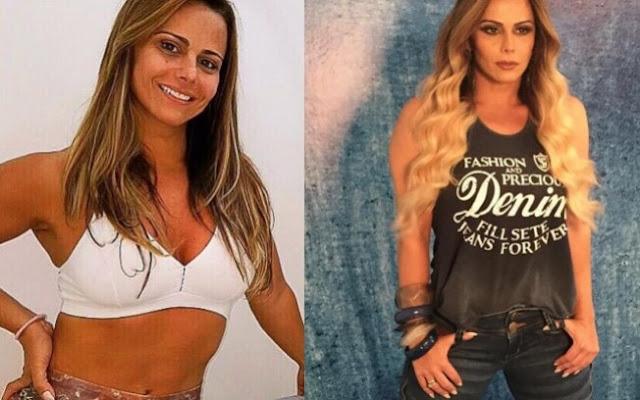 Veja as transformações das celebridades