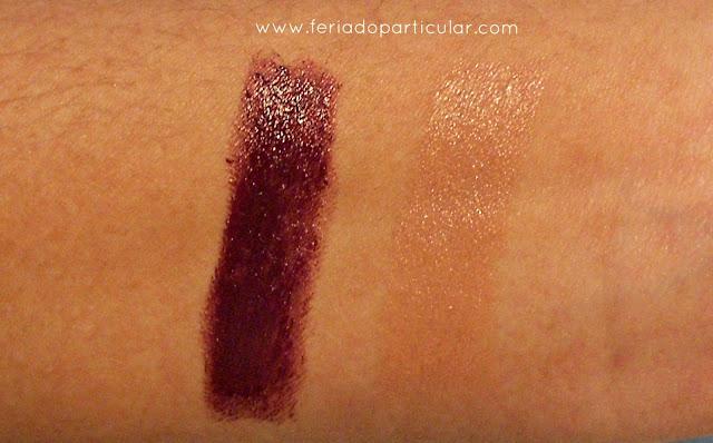 Batons Ultra Color Avon: Nude Matte e Vamp