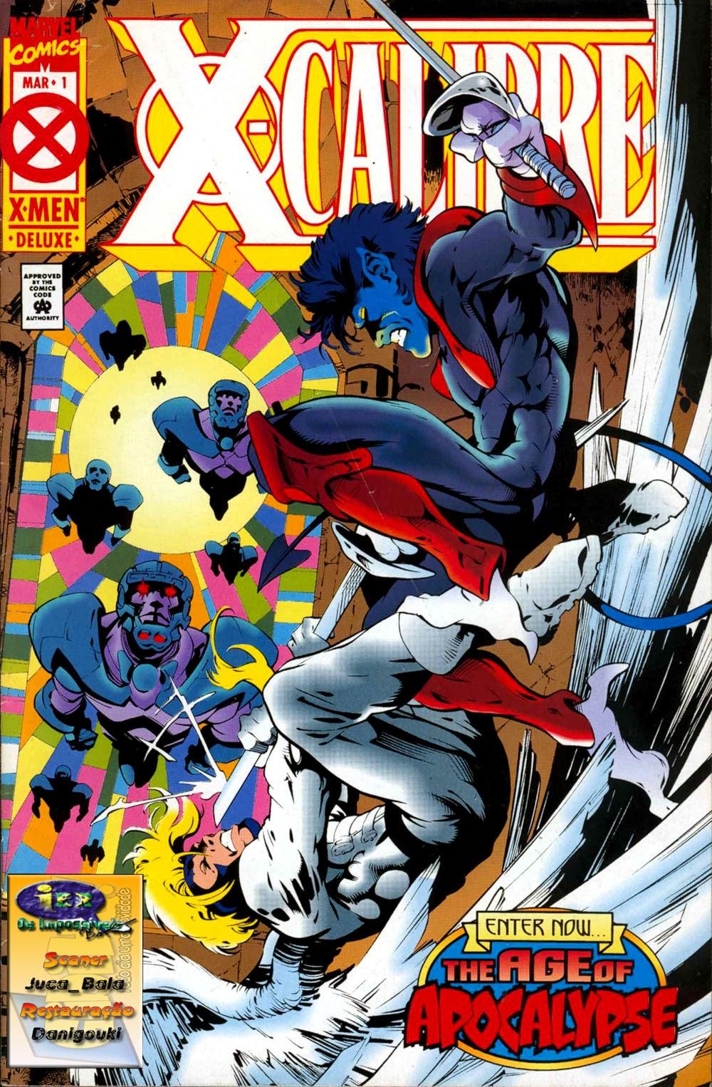 X-Men - A Era do Apocalipse #14
