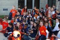 Montgomery Catholic Preparatory School Holy Spirit Pep Rally Surprise 3