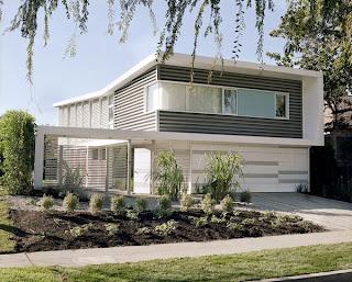 Rumah rumah minimalis ultra modern homes designs exterior for Ultra modern exterior design