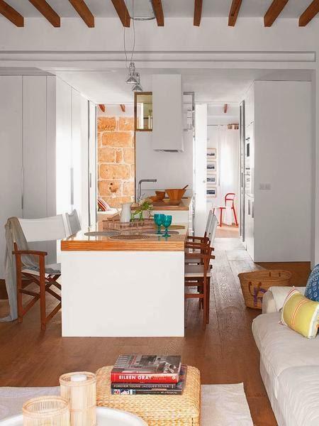 Estilo rustico piso rustico tipo loft for Decorar piso tipo loft