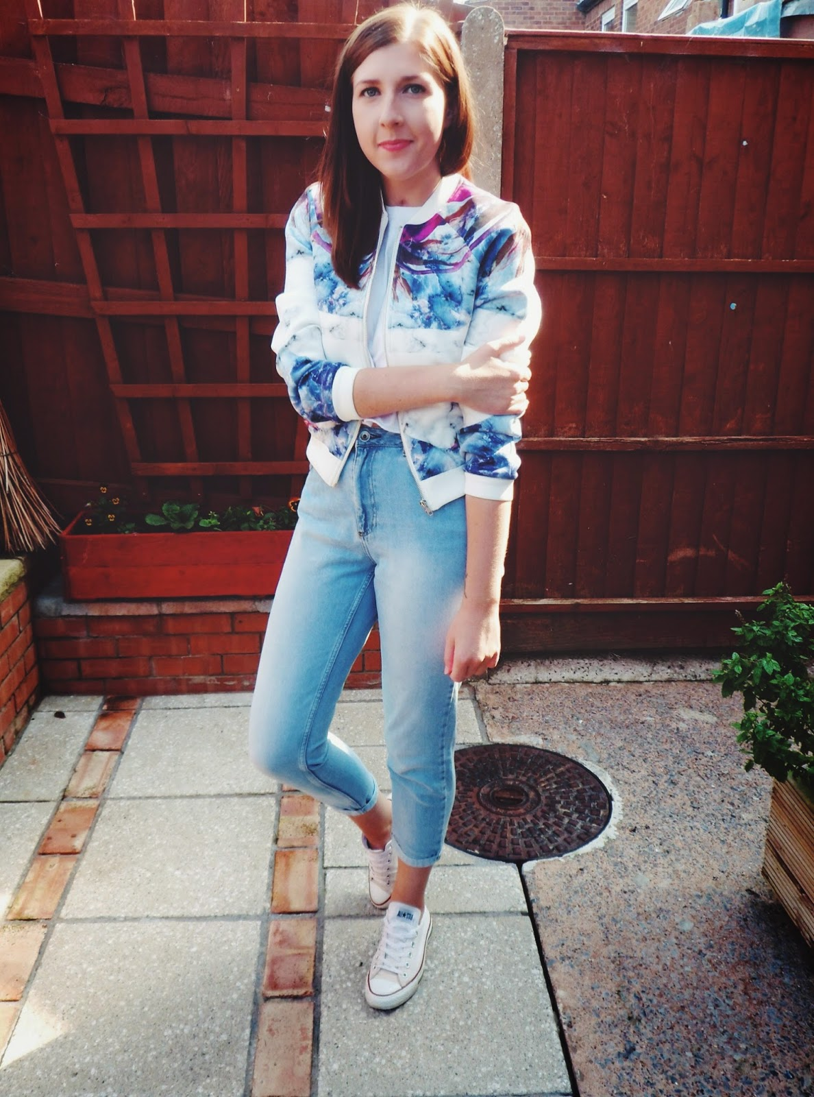 ASOS, asseenonme, bomberjacket, topshop, fblogger, fbloggers, jellyshoes, momjeans, missguided, momshorts, newlook, ootd, outfitoftheday, summer, whatibought, whatimwearing, wiw