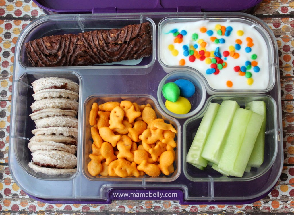 Yumbox School Lunch - mamabelly.com