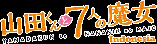 Yamada-kun to 7-nin no Majo Indonesia