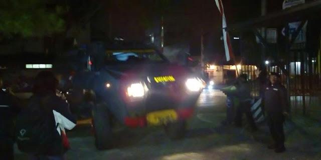 Sering Mengamuk, Lima Tahanan Teroris Dievakuasi dari Lapas Malang