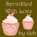 Sprinkled With Love by deb
