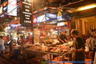 Angkor Herb Pub Street