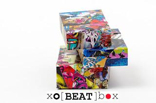 la boite xobeatbox, boite à cigarette artistique dans la culture hip hop