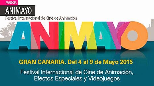 ANIMAYO. Festival Internacional de Cine de Animación.