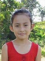 Nahomy - Honduras (HO-416), Age 8
