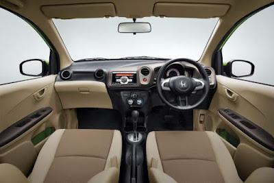 Honda Brio SUV