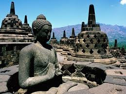 tourism temple indonesia
