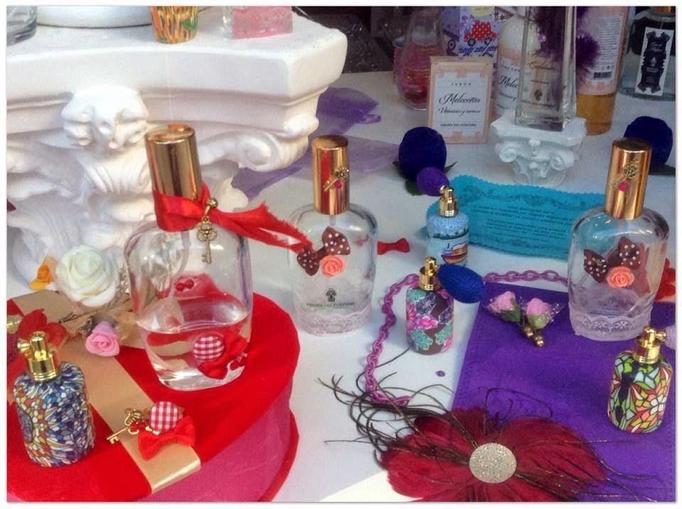 En la Abadía del Perfume pueden crear tu propio perfume