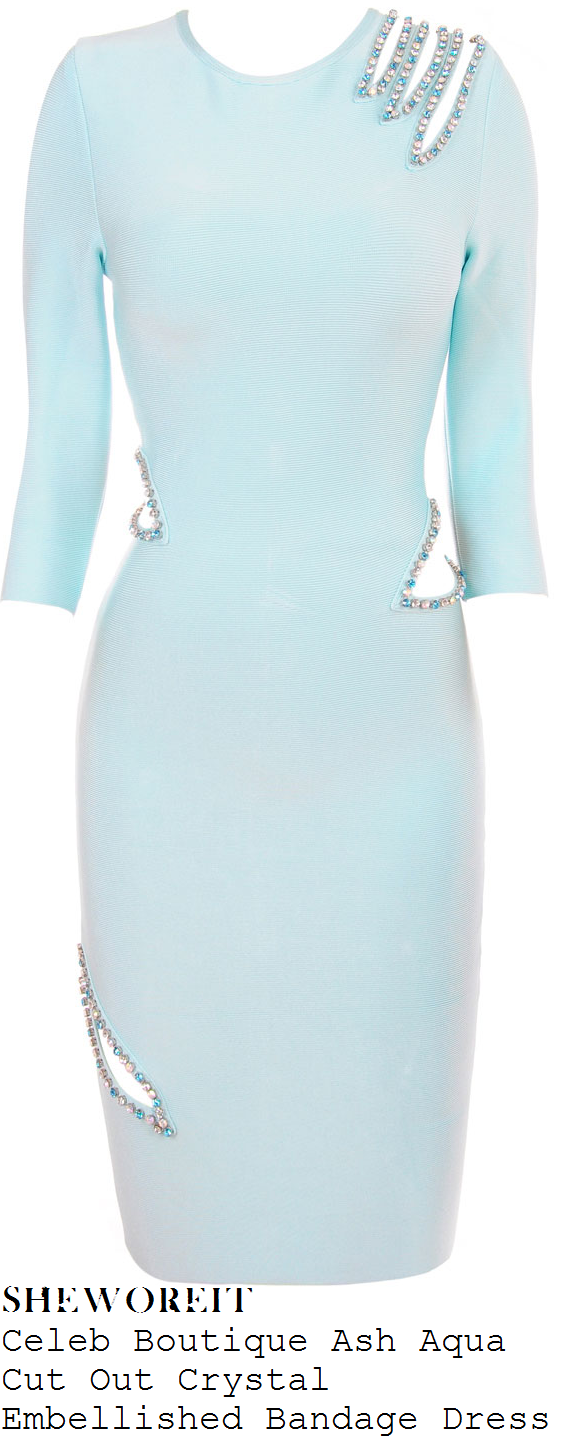 frankie-essex-pale-aqua-blue-white-crystal-embellished-cut-out-detail-bandage-dress-new-years-eve