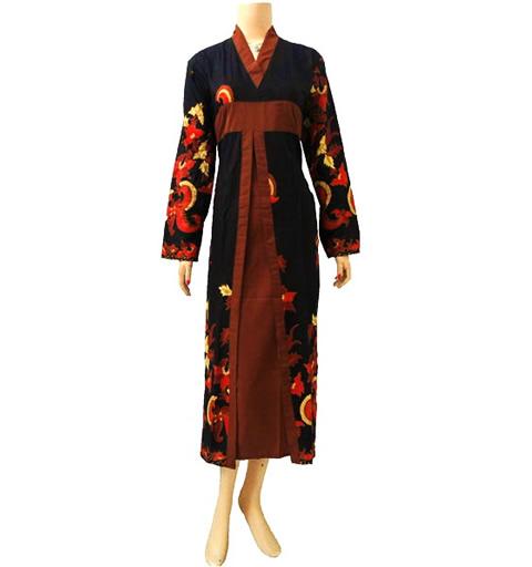 baju batik wanita muslim