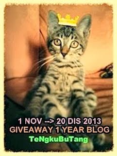 http://tengkubutang.blogspot.com/2013/11/giveaway-1-year-blog-tengkubutang.html?utm_source=feedburner&utm_medium=feed&utm_campaign=Feed%3A+SharingMyCeritera+%28Sharing+My+Ceritera%29