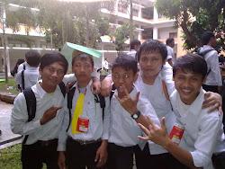 persahabatan mahasiswa