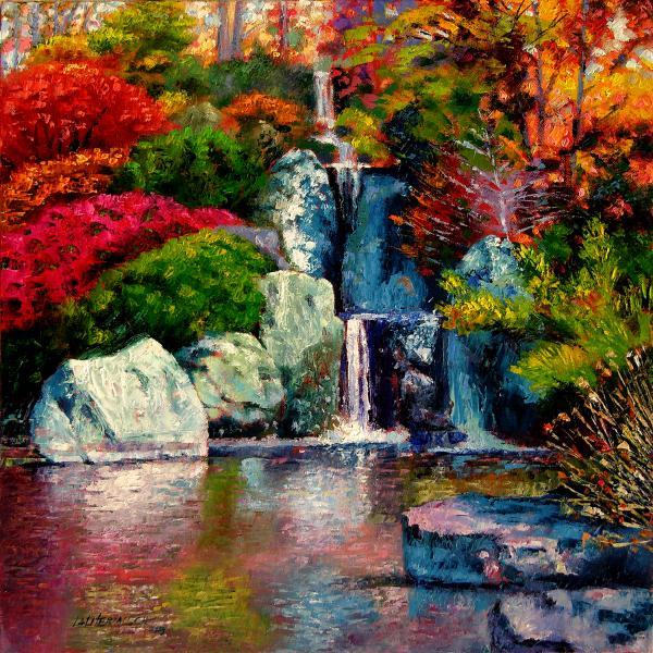 michael keane  waterfalls