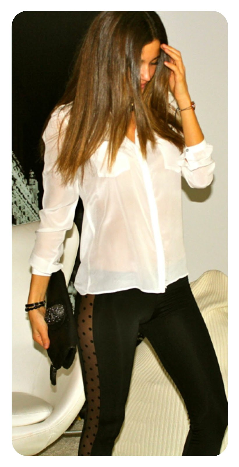 Malena Costa leggings