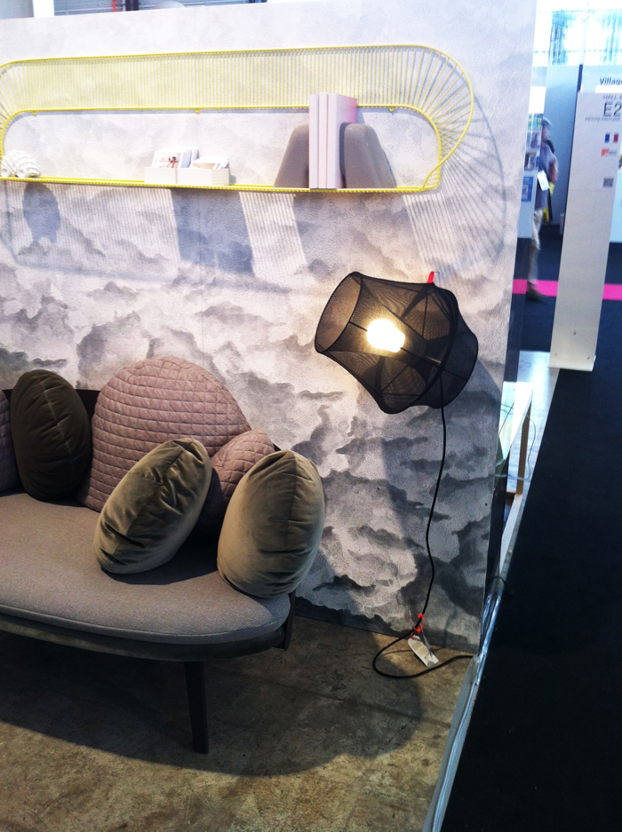 Constance Guisset Petite Friture's  sofa NUBILO