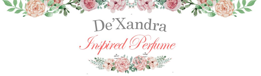 De'Xandra Perfume By Cik Wangi - Inspired Perfume Malaysia