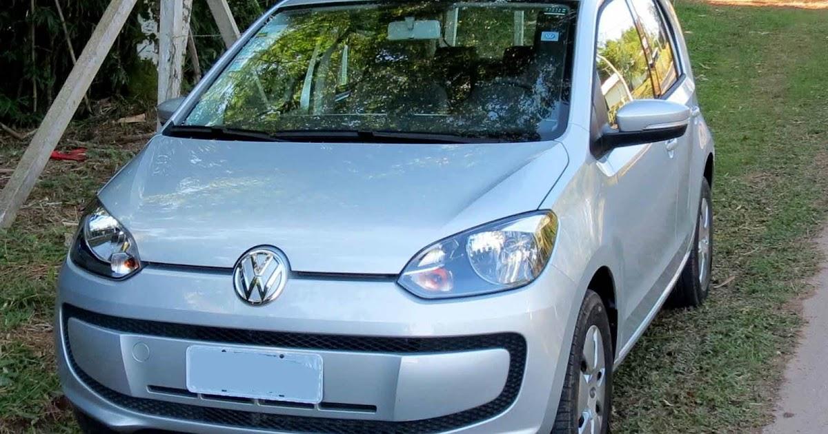 Volkswagen up! chega à revisão com 1 problema e sai com 2