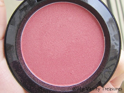 MAC Dollymix Blush Dupe