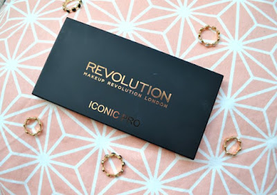 Makeup Revolution Iconic Pro Palette